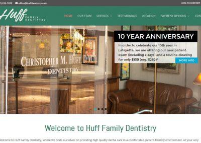 Huff Dentistry