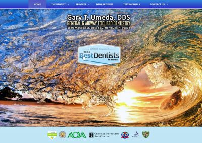 Gary Umeda DDS