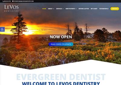 levos dentistry evergreen colorado